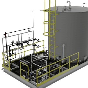 Oil Sands Process Engineering - Engineered Process Equipment From Wave Control