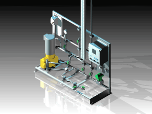 UCS-Customized Chemical Automation Systems - Chemical Injection UCS