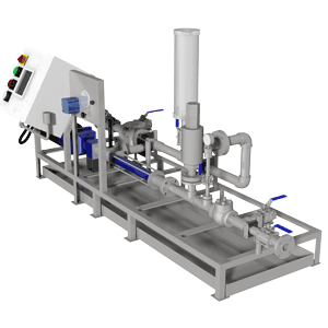 Custom Fluid Handling and Material Mixing Equipment - Custom metering, mixing, and dispensing systems for manufacturing process additives