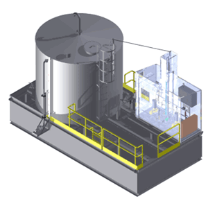 Engineered Process Equipment from Wave Control. Custom Engineered Oilfield or Industrial Applications